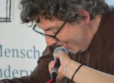 Buchpräsentation: Ohrenschmaus-Autor David Sylvester Marek mit Josef Hader