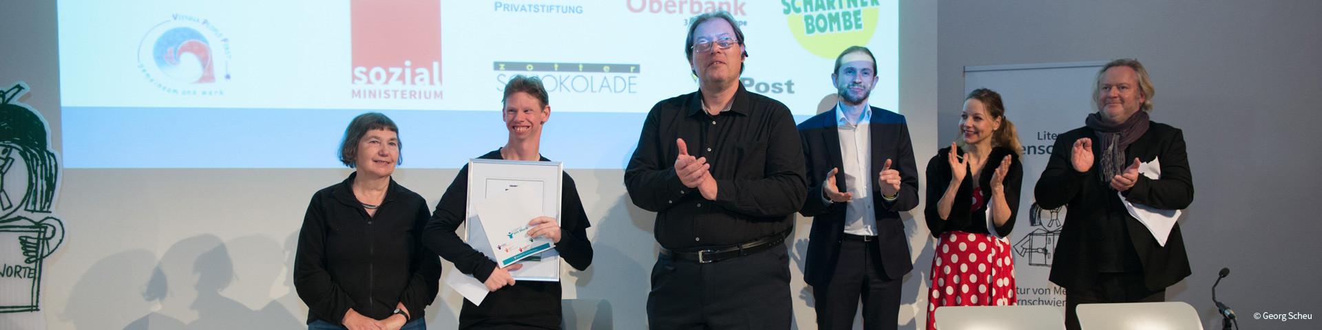 Literaturpreis Ohrenschmaus 2017